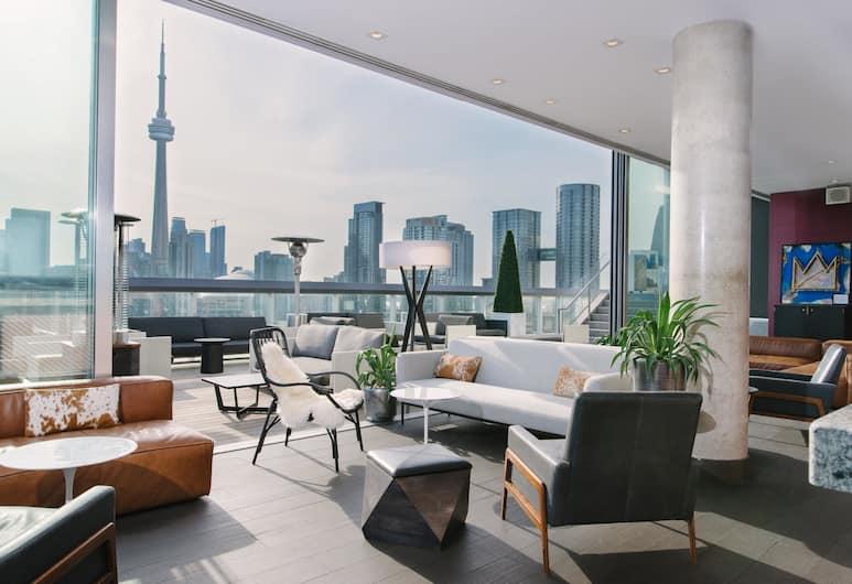 Thompson Toronto, Toronto, Bar do hotel
