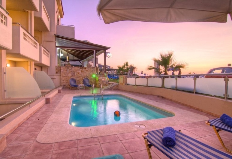 Esperia Beach Apartments & Suites, Rethymno