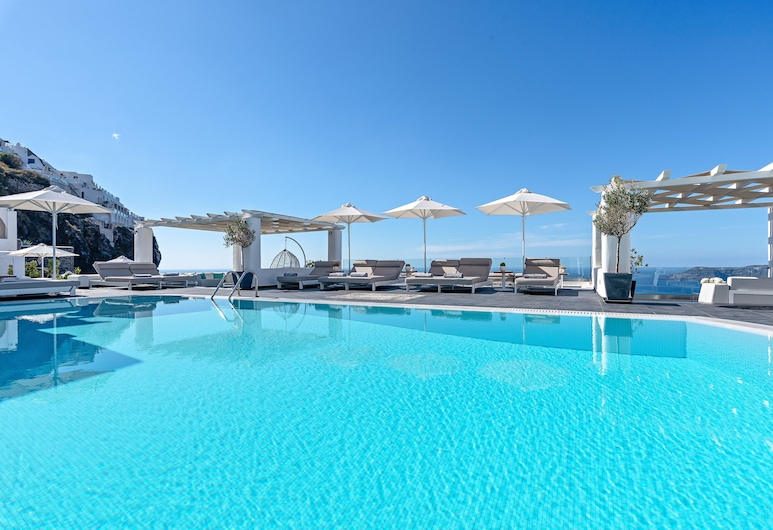 Agali Houses, Santorini, Pool