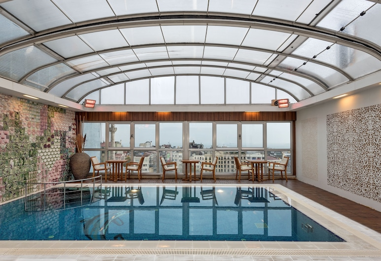 Zagreb Hotel, Istanbul, Indoor Pool