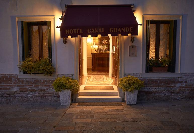 Hotel Canal Grande, Venezia, Ingresso hotel