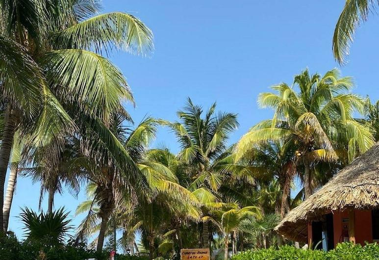 Villa Kiin, Isla Mujeres, Bazén
