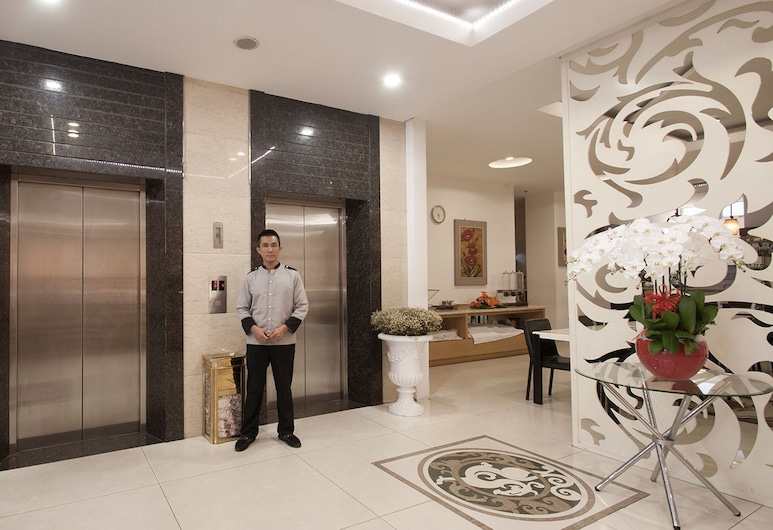 Le Duy Hotel, Ho-Chi-Minh-Stadt, Lobby