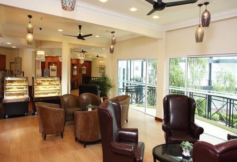 Heritage Hotel Cameron Highlands, Tanah Rata, Sohvabaar fuajees