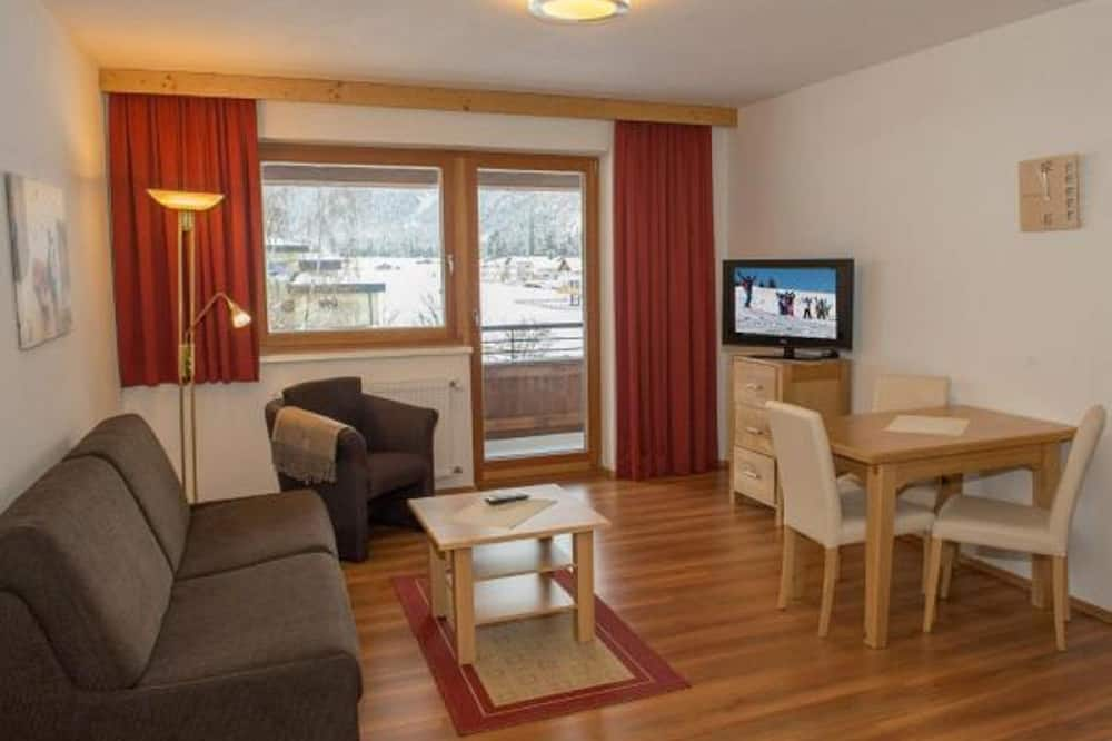 Comfort Διαμέρισμα, 1 Υπνοδωμάτιο, Θέα στο Βουνό - Περιοχή καθιστικού