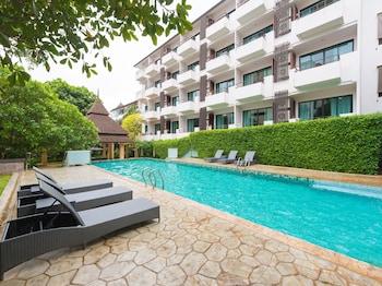 Pak Chong bölgesindeki The Greenery Resort Khao Yai resmi