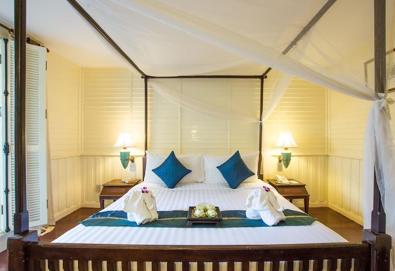 バディー ロッジ, バンコク, Deluxe King Bed Room, 部屋