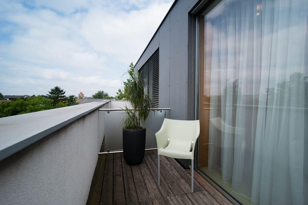 Pokój dwuosobowy - Taras/patio