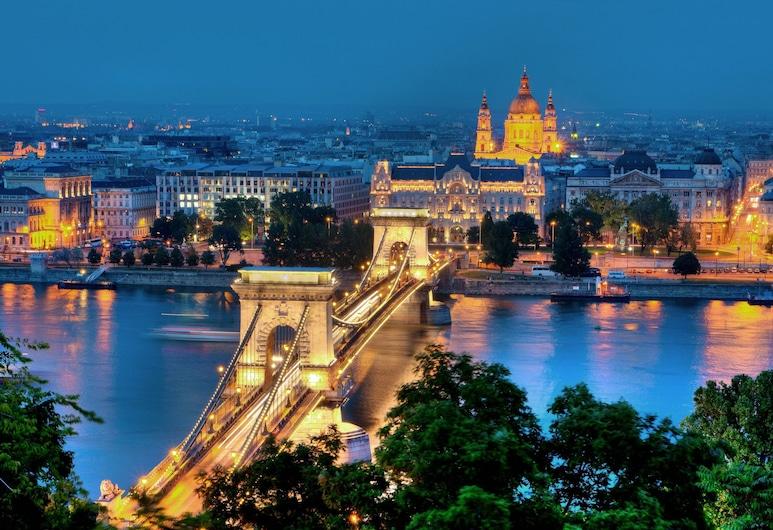 Budapest Panorama Central, Budapeszt, Widok z hotelu