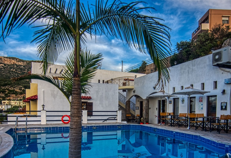 Anny Sea and Sun Apartments, Agios Nikolaos