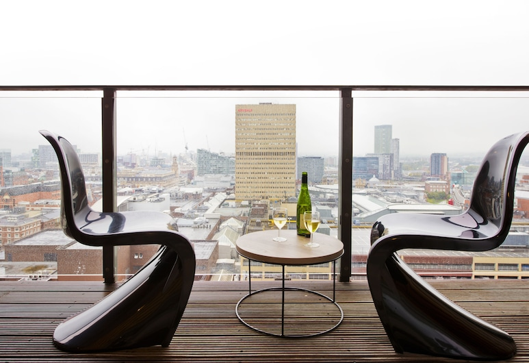 Church Street by Supercity Aparthotels, Manchester, Appartement Familial, 1 chambre, Balcon