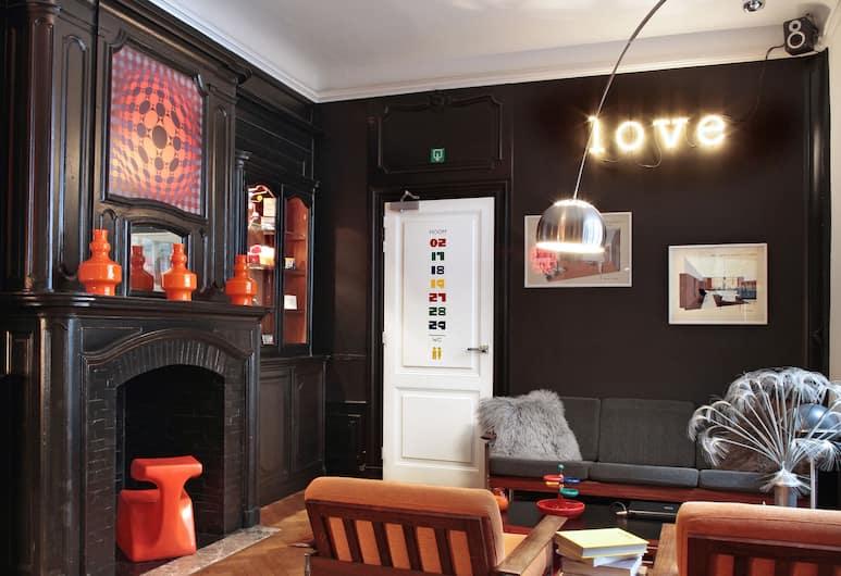 Vintage Hotel Brussels, Brussels, Reception
