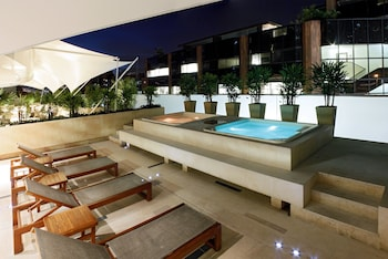 A(z) Hotel Estelar Milla de Oro hotel fényképe itt: Medellin