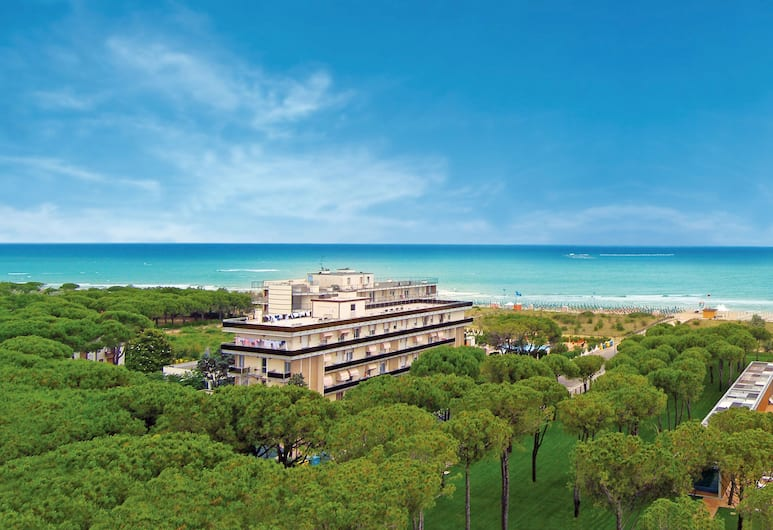 Hotel Bertha, Jesolo, Spiaggia