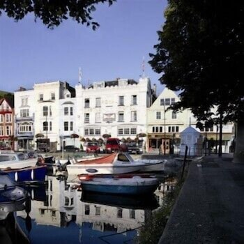 Picture of Royal Castle Hotel in Dartmouth