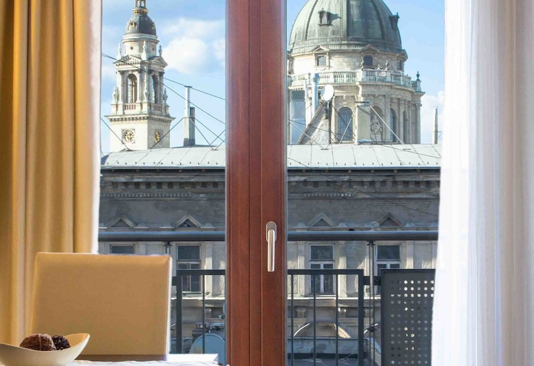 Senator Apartments Budapest, Budapest, Superior One Bedroom Apartment 4 adults, View from room