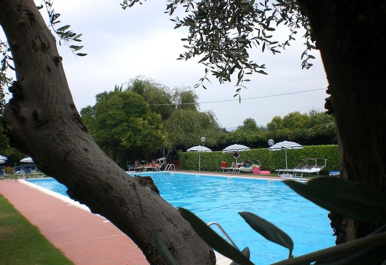 Residence La Fattoria, Lazise, Εξωτερική πισίνα