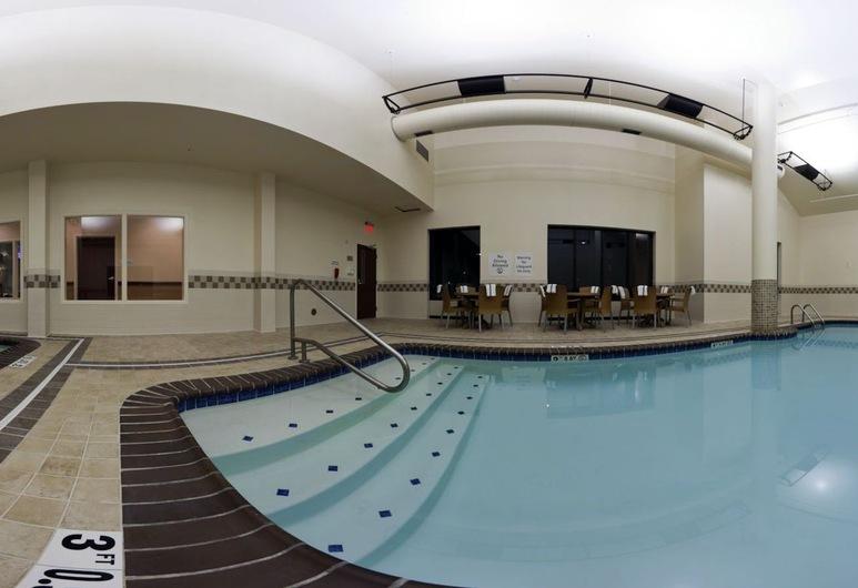Holiday Inn Express Hotel & Suites Columbus Univ Area - Osu, Columbus, Indoor Pool