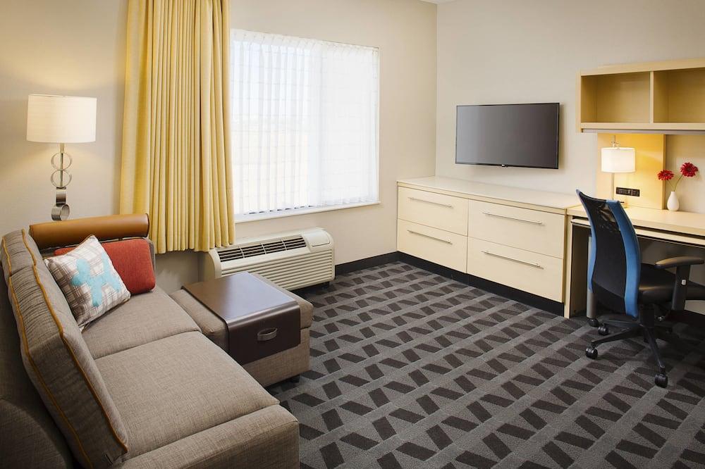 套房, 1 間臥室, 非吸煙房 - 客廳