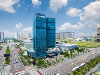 Foto van Orakai Songdo Park Hotel in Incheon