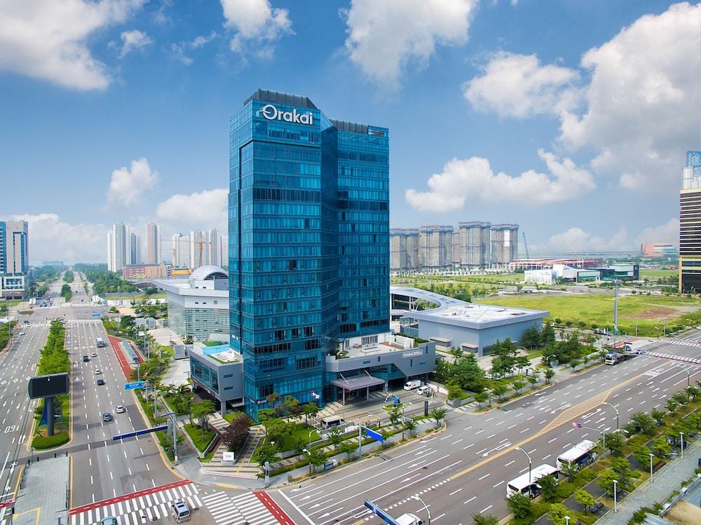 Orakai Songdo Park Hotel, Incheon