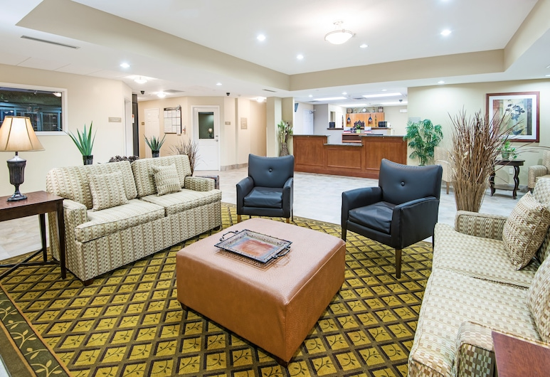 Candlewood Suites Houston NW - Willowbrook, Houston, Tiền sảnh