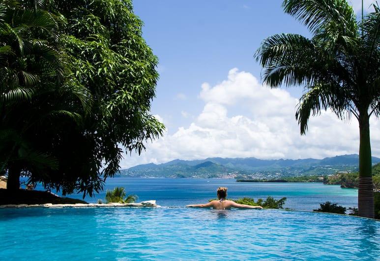 Maca Bana Luxury Boutique Resort, St. George's, Kolam Infiniti