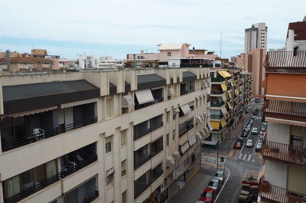 Habitación familiar, balcón, vista a la ciudad (4 People) - Vista a la calle