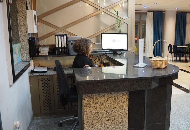 Hotel Andalucía, Benidorm, Resepsjon