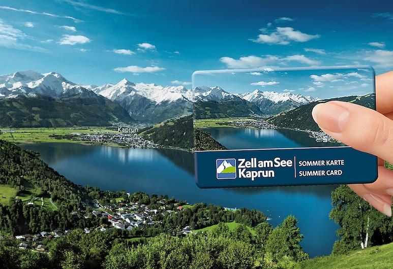Alpen-Wellnesshotel Barbarahof, Kaprun, Hiking
