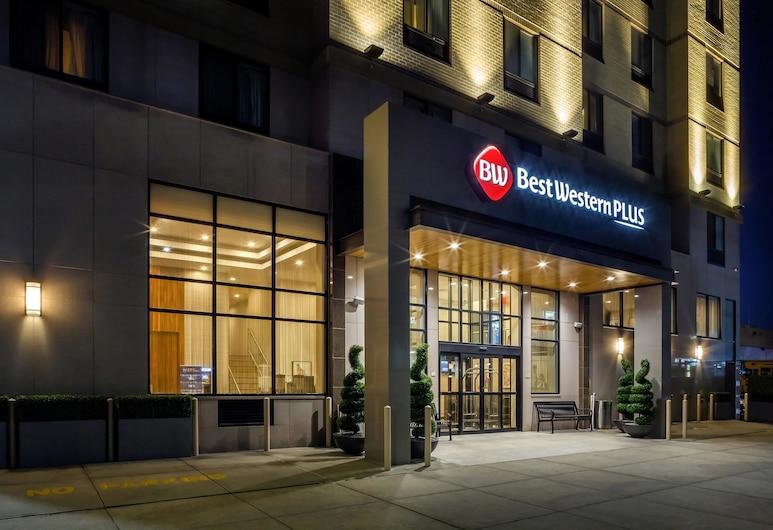 Best Western Plus Plaza Hotel, Long Island City, Hotel homlokzata