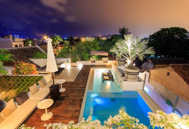 Hotel Casa Lola Deluxe Gallery, Cartagena