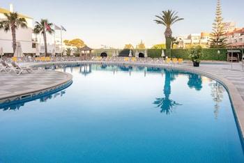 ภาพ Muthu Oura Praia Hotel ใน Albufeira