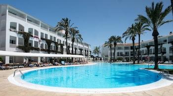 Introduce las fechas para ver los descuentos de hoteles en Ciudadela de Menorca