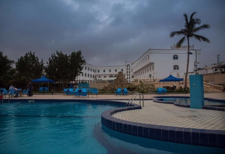 Al Jabal, Salalah, Outdoor Pool