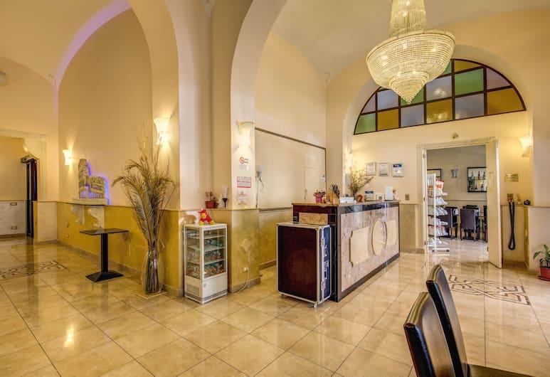 Hotel Maryelen, Roma, Resepsiyon