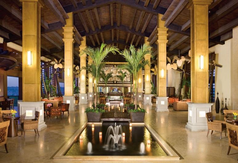 Dreams Riviera Cancun Resort & Spa, Puerto Morelos, บริเวณนั่งเล่นที่ล็อบบี้