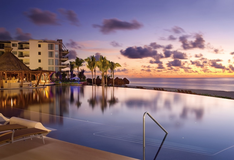 Dreams Riviera Cancun Resort & Spa, Puerto Morelos, Infinity Pool