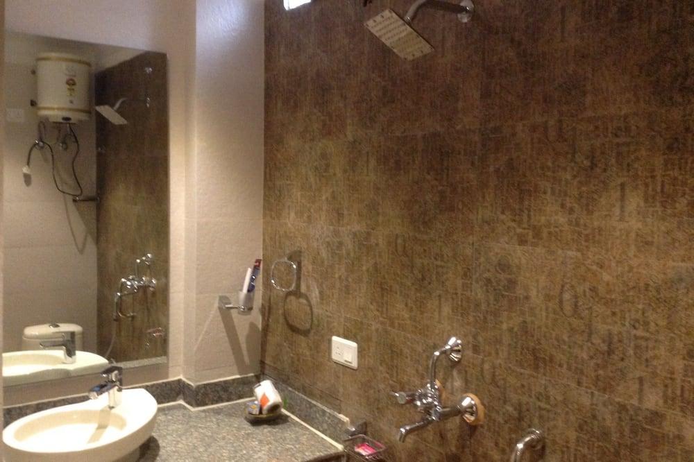 家庭客房, 2 張標準雙人床 - 浴室