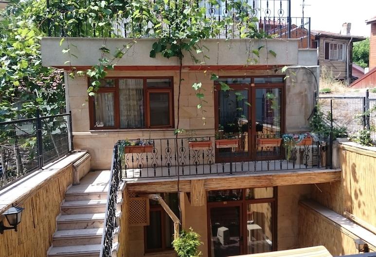 Saruhan Hotel, Istanbul, Rom – family, Balkong