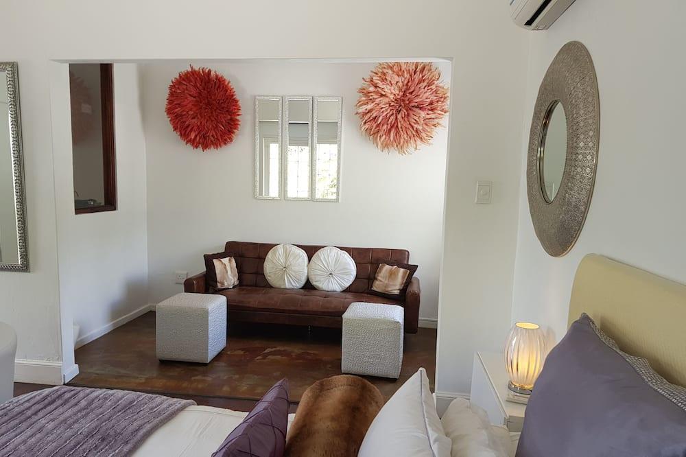 Luxury garden rooms - Sala de estar