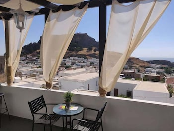 Picture of Xenones Lindos in Rhodes