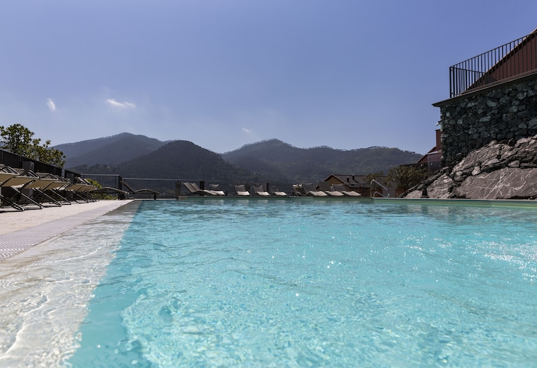 Park Hotel Argento, Levanto, Venkovní bazén