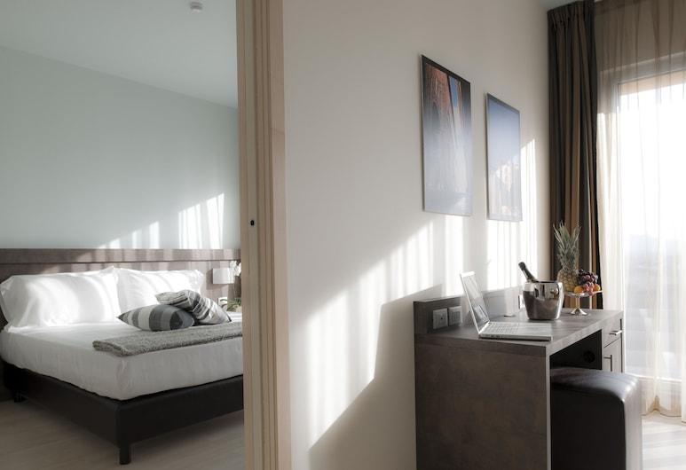 Blu Arena Hotel, Vallefoglia, Suite, Habitación