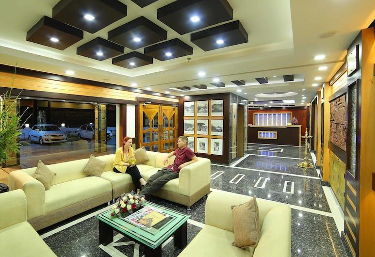 Elysium Gardens Hill Resorts, Devikolam, Lobby Lounge