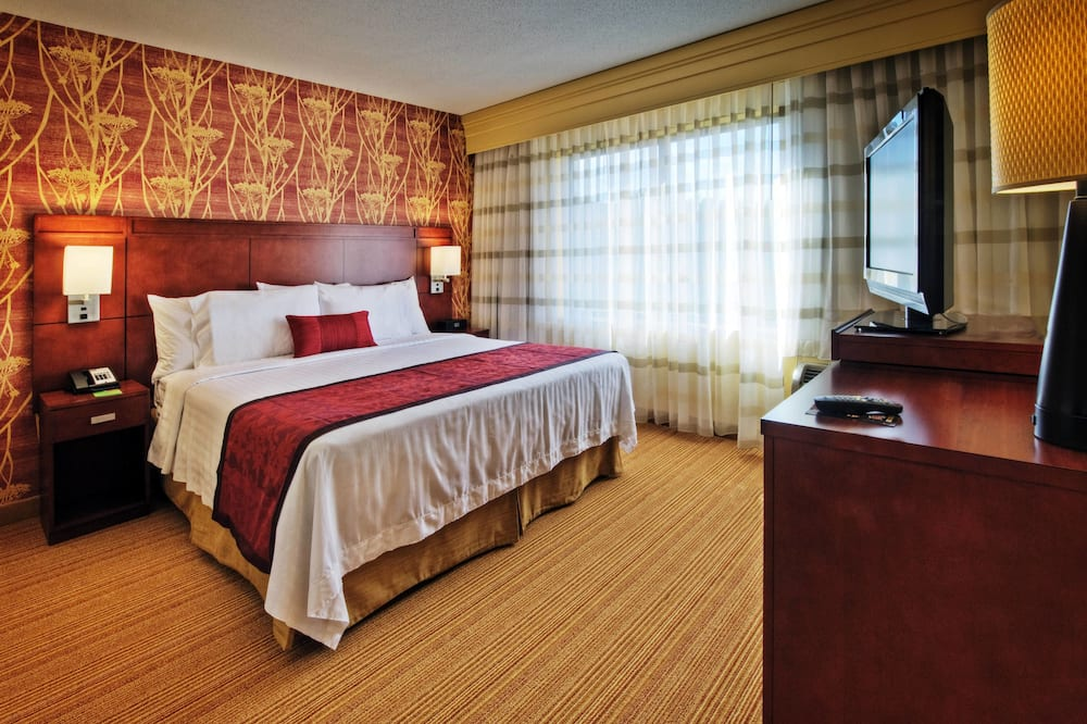 客房, 1 張特大雙人床, 非吸煙房 - 特色相片