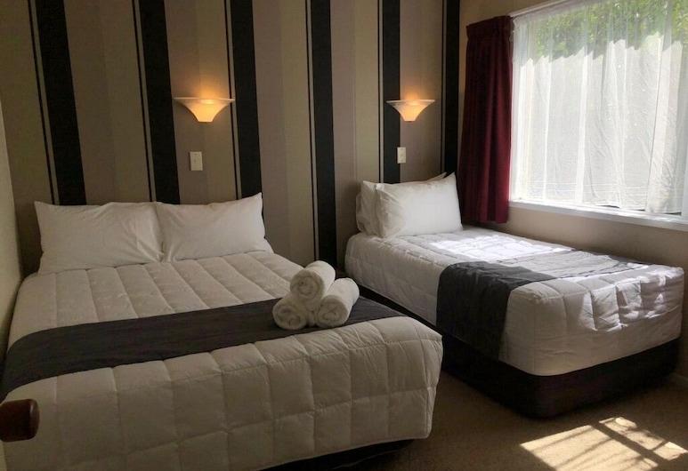 Saddle and Sulky Motel, New Plymouth, Phòng dành cho gia đình, Không hút thuốc, Bếp (One bedroom), Phòng