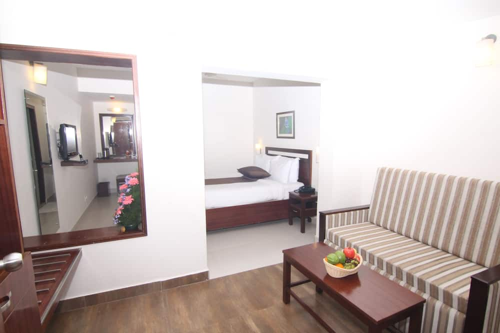 Superior Room, 1 Single Bed - Living Area