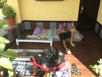 Selline näeb välja Hotel Mewar Inn, Udaipur