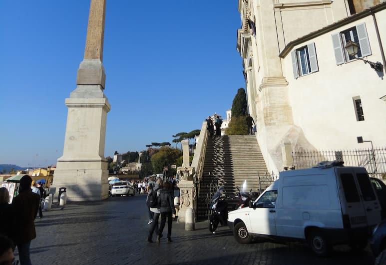 All'Obelisco B&B, Roma, Esterni